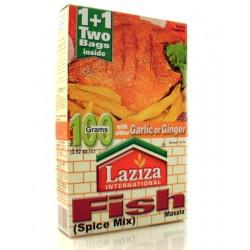 LAZIZA FISH 100G