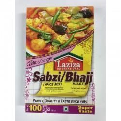 LAZIZA SABZI/BHAJI 100G