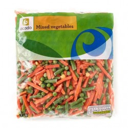 FROZEN MIXED VEGETABLE 1KG