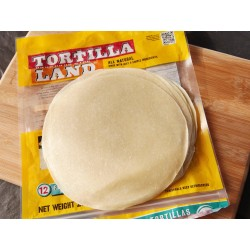 flour tortilla frozen 12 piece