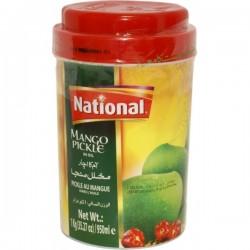 NATIONAL MANGO PICKLE 1KG