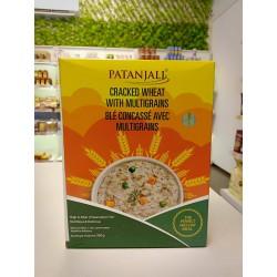 patanjali wheat cracked 500g